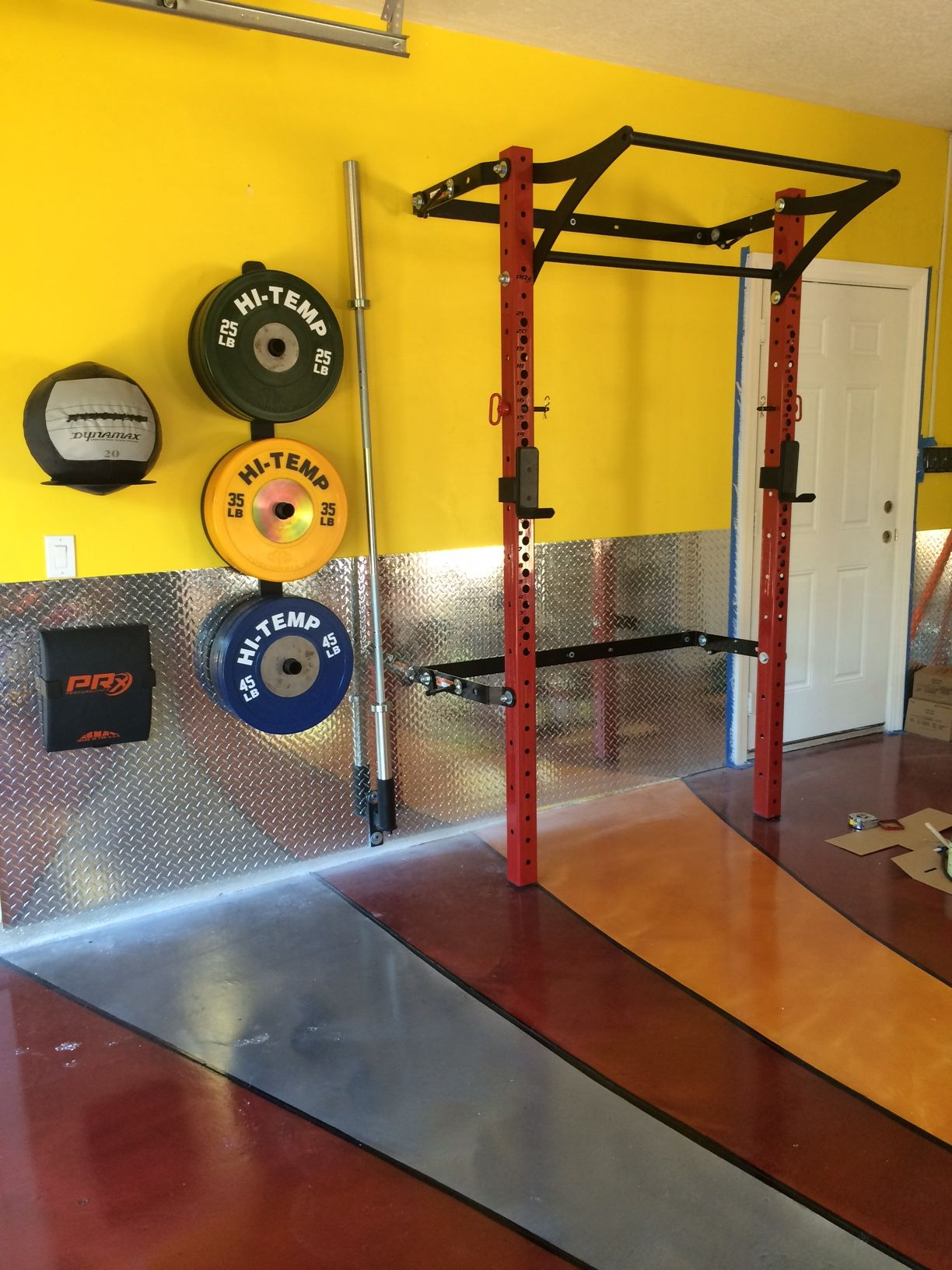 Insanely Clever Ideas for Setup Gym at