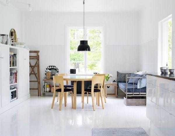 Esszimmer Gestalten Landhausstil : Ein faszinierendes esszimmer einrichten ideen archzine