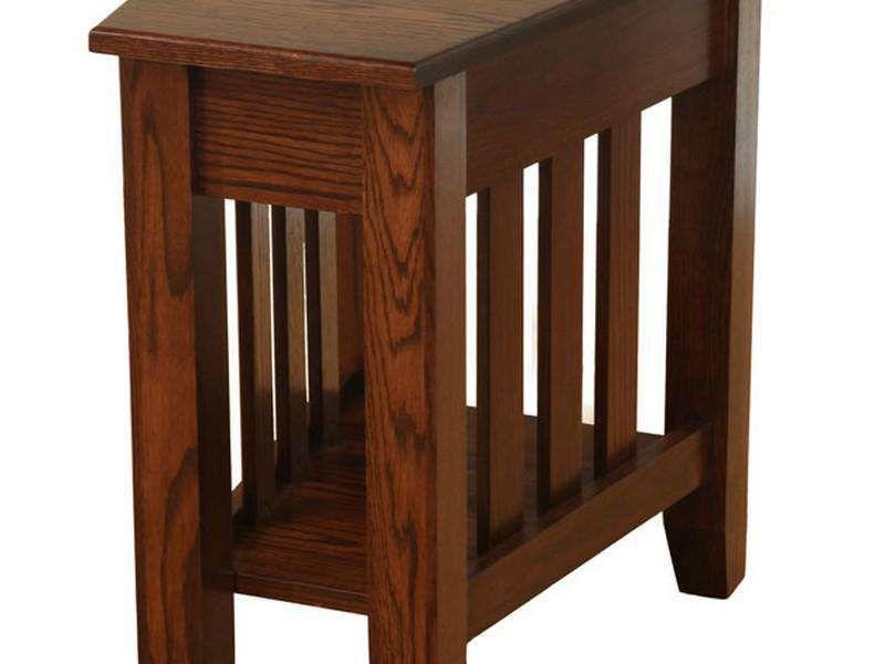 Wedge Shaped End Table Modern Design Furniture Design Interior