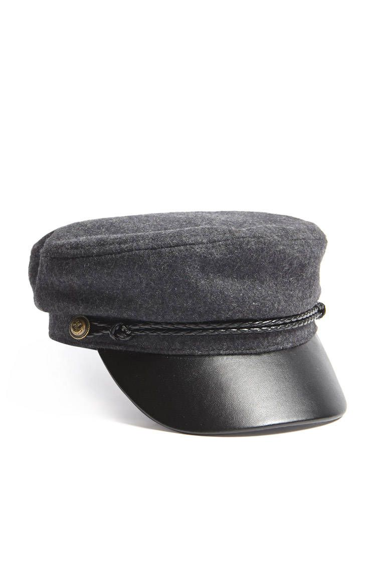 b88ef745991 Product Name Wool-Blend Cabby Hat