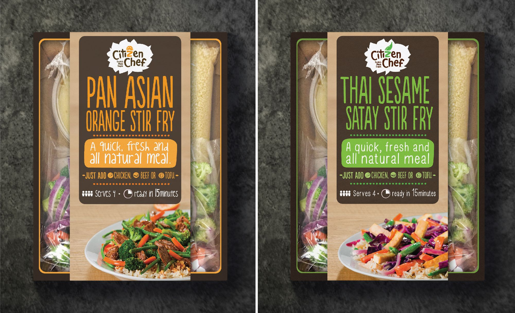 Citizen Check Packaging By Ttom Frozen Food Packaging Food Packaging Design Food Packaging