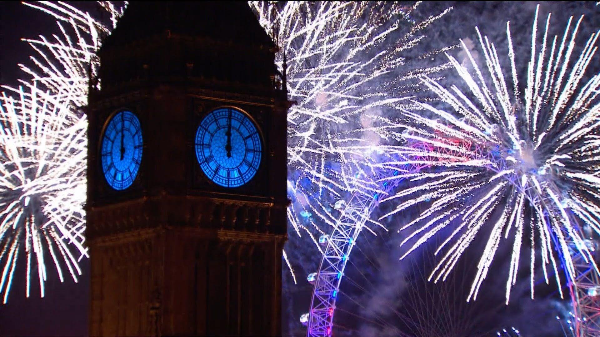 Idea by Brenda van Zyl on London London fireworks, New