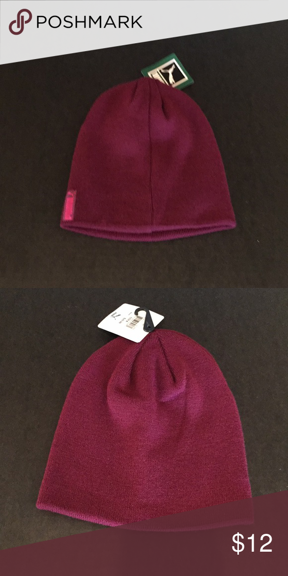 9e4d74fab30 Puma epic beanie Puma epic beanie Color burgundy New with tags One size The  color is darker than the picture Same day shipping available Puma  Accessories ...