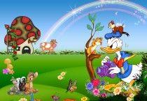 Funny Cartoons Wallpaper Background