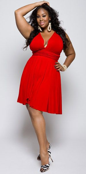 "PLUS SIZE AND I M LOVING IT"" DESIGNER VERSACE!!!  1cf476e975fe9"