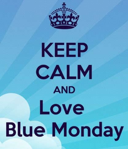 Blue Monday in Bristol - 18 January 2016