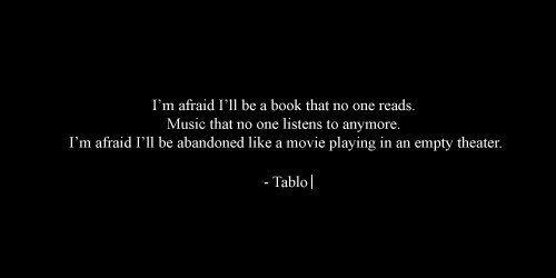 ...im afraid