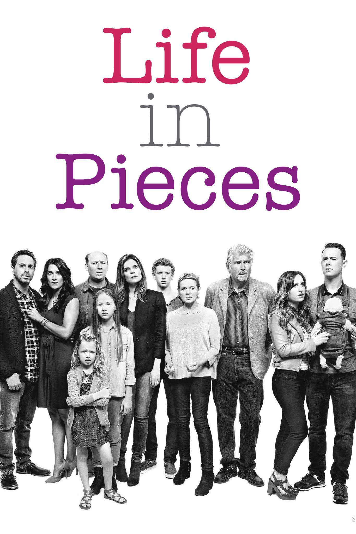 Life in Pieces - Season 3 | Popcorn n Movies | Pinterest | Movies ...