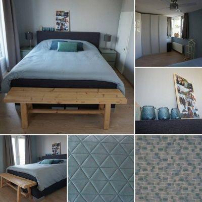 Make over slaapkamer | Fado Groen Kwantum | Pax | Ikea | Malm ...