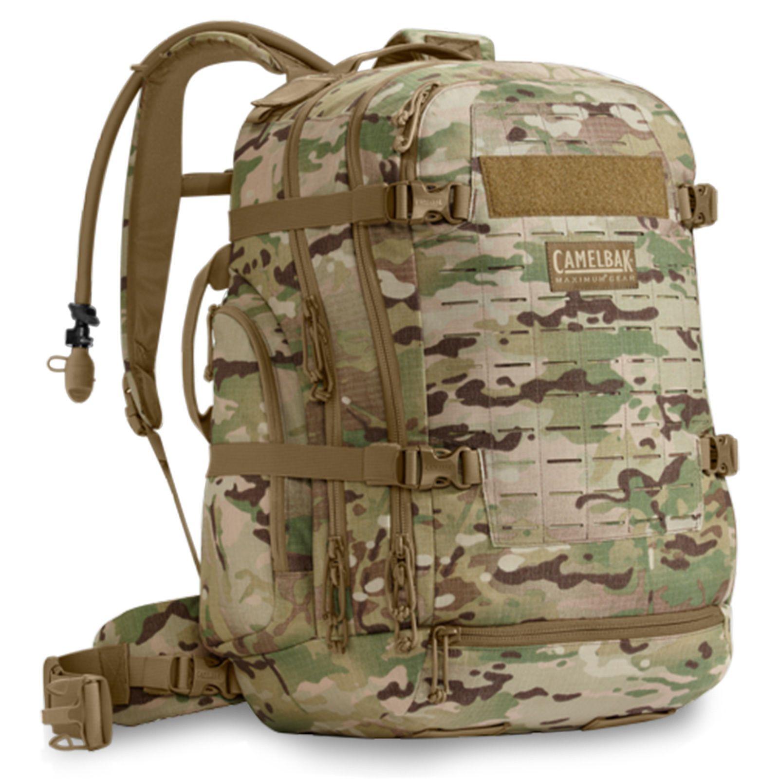 e6c00e836bf3 Camelbak Rubicon Military Army Hydration Rucksack Daysack Pack Multicam MTP  NEW