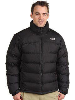 932dd2c6b THE NORTH FACE Men's Nuptse Jacket black | Backpacking Gear | North ...