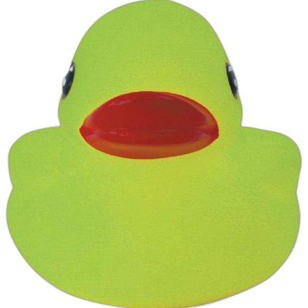 Glow In The Dark Rubber Duck Squeaking Glow In The Dark Rubber Duck Toy Balanced For Floating Image Shows Duck Glowin Rubber Duck Duck Toy Glow In The Dark