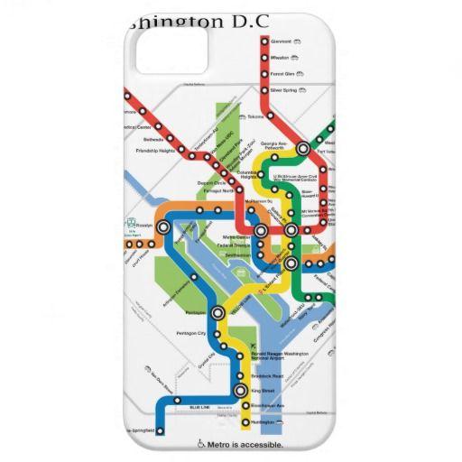 Hotel Subway Map Washington Dc.Washington Transit Dc Subway Map Underground Case Mate Iphone Case