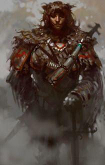 Icewind Dale 2 Portrait Hmb2lbmp Fantasy Realms Pinterest