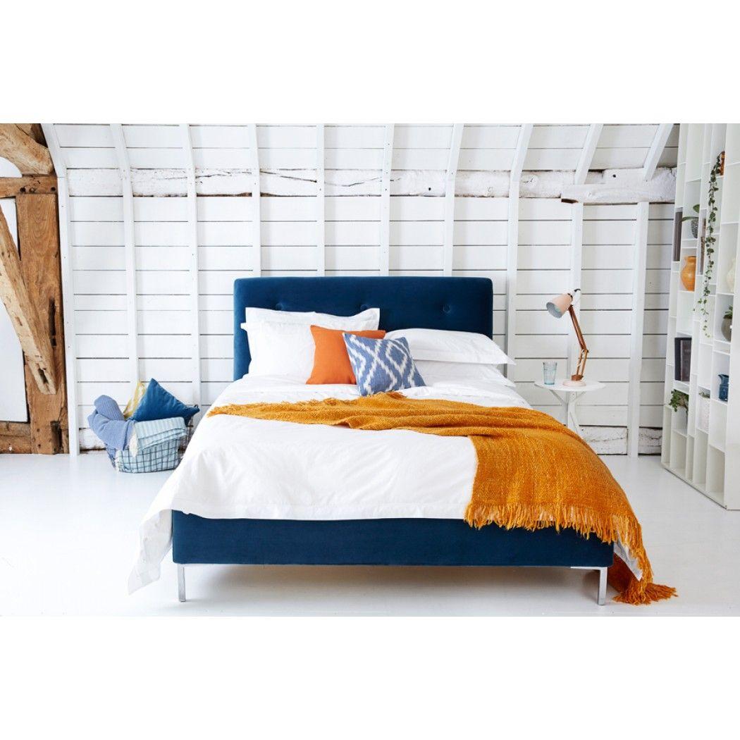 Josephine Bed Modern upholstered beds, Upholstered beds, Bed