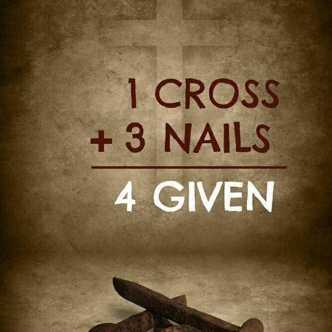 Jesus, cross, forgiveness (With images) | Christian quotes ...