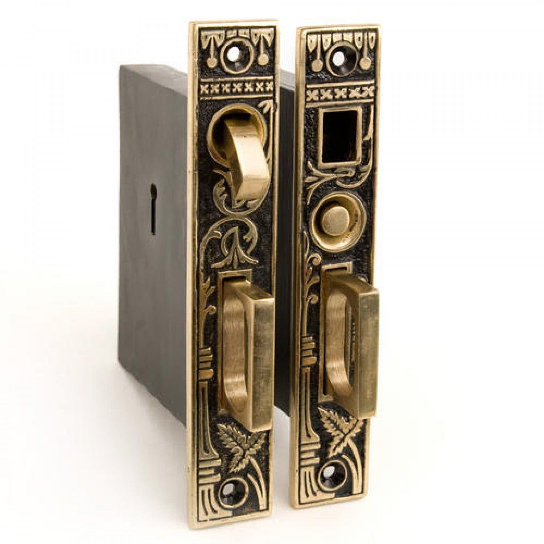 Locks For Double Pocket Doors Httpretrocomputinggeek