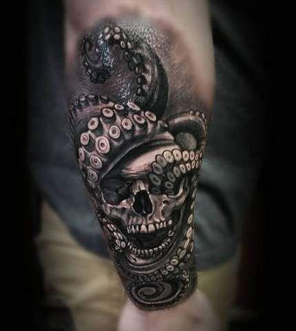Photo of Tattoo leg octopus ships 62 ideas