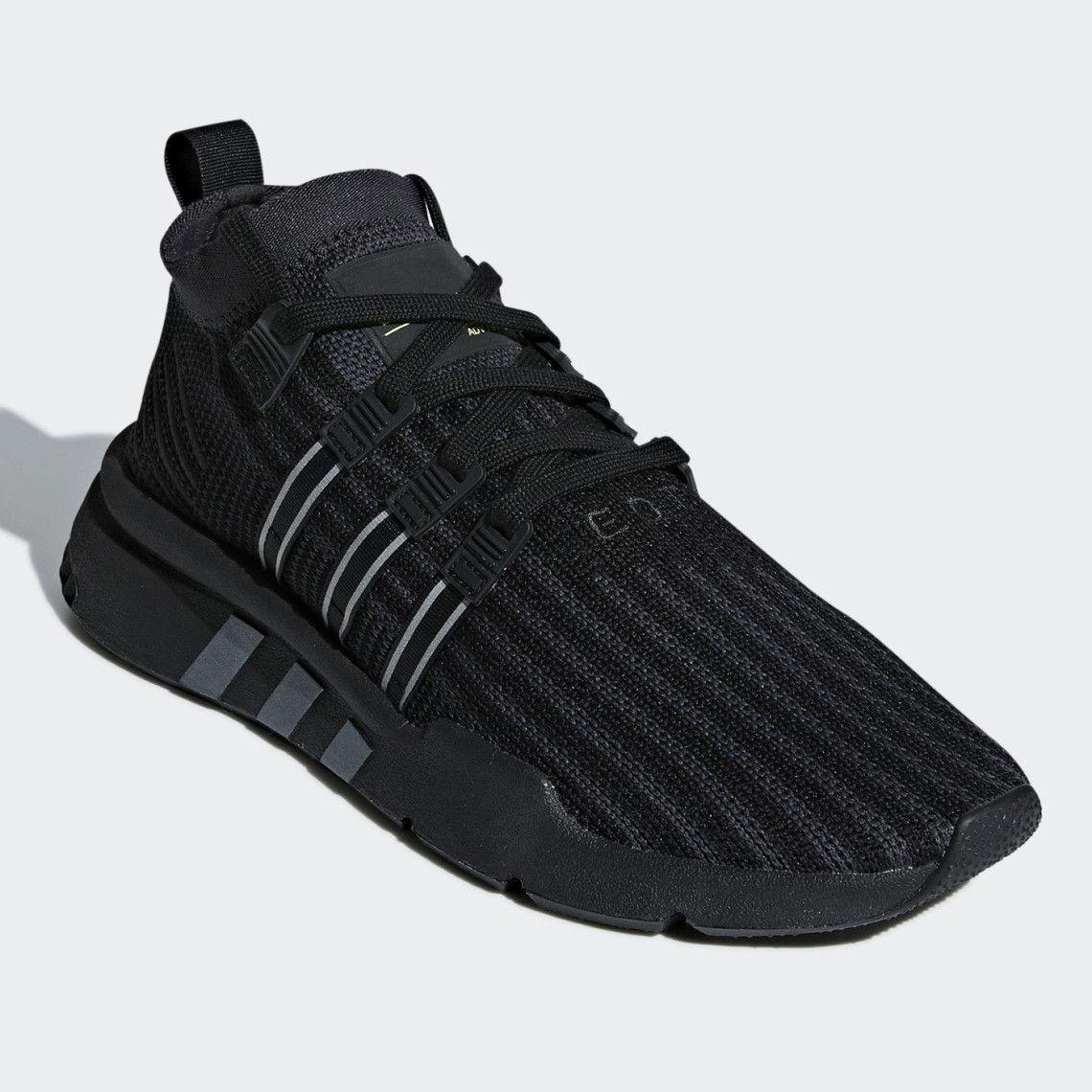 sports shoes 3c42f aa031 adidas EQT Support ADV Mid B37456 B37455  SneakerNews.com