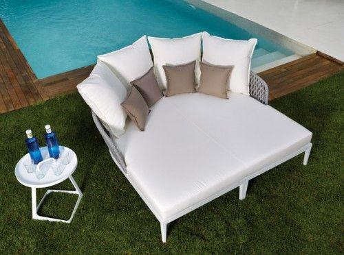 DAYBED-Sofa für Garten und Terrasse : Kollektion BUENOS | Garten ...