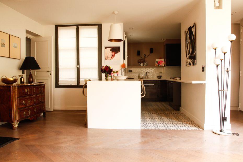 Contemporáneo Decoración De La Cocina Paris Fotos - Ideas para ...