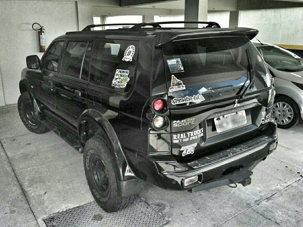Mitsubishi Pajero Sport 2 8 Tdi Hpe Mitsubishi Pajero Sport