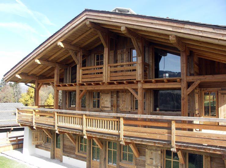 balcon en bois balcon bois image jpeg 740 550 pixels facade. Black Bedroom Furniture Sets. Home Design Ideas