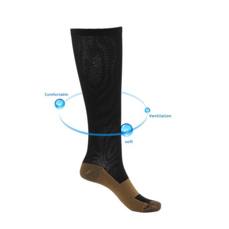 a96fb52cc5 Fashionable Comfortable Relief Soft Men Women Anti-Fatigue Compression  Socks Anti Fatigue Varicose Veins Socks