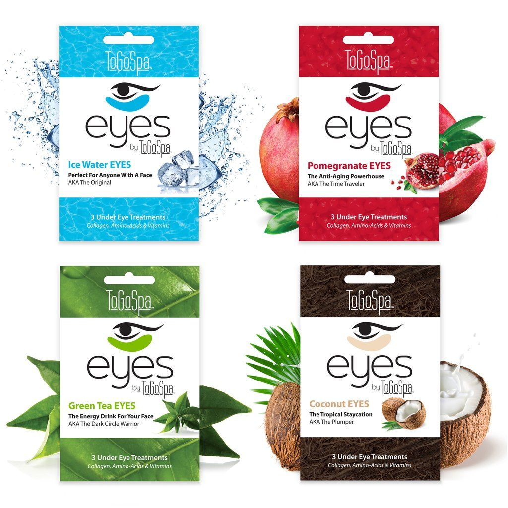 The Best All Natural Under Eye Collagen Gel Masks to get rid of Puffy Eyes, Dark Circles, Fine Lines, Wrinkles and Hangovers. Perfect For Anyone With A Face.