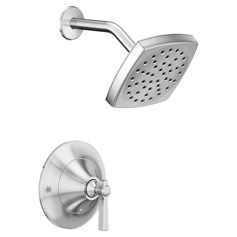 Moen Ts2912 Flara Shower Only Trim Package With 2 5 Gpm Single