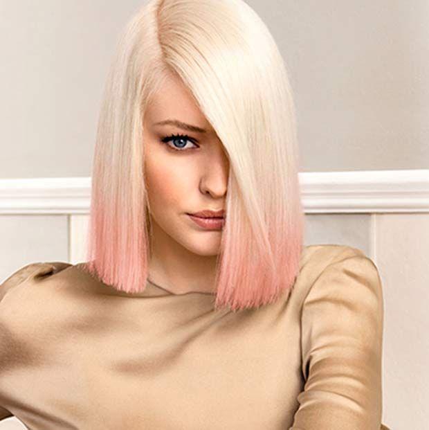 Colore di capelli inverno 2015