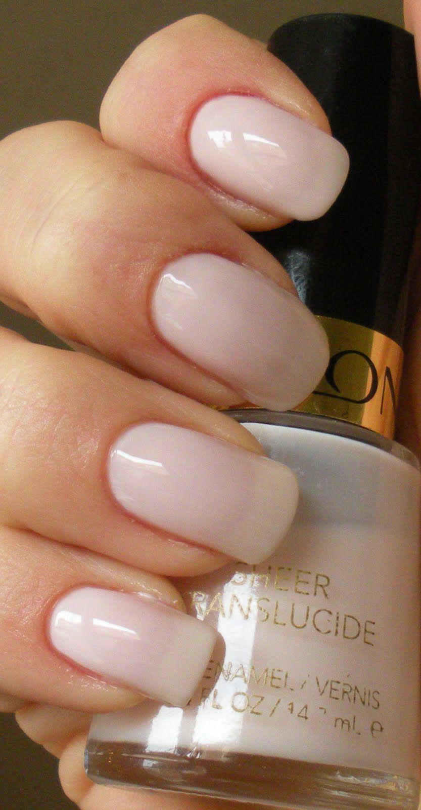 Fancy Sheer Nail Polish Revlon Image - Nail Art Ideas - morihati.com