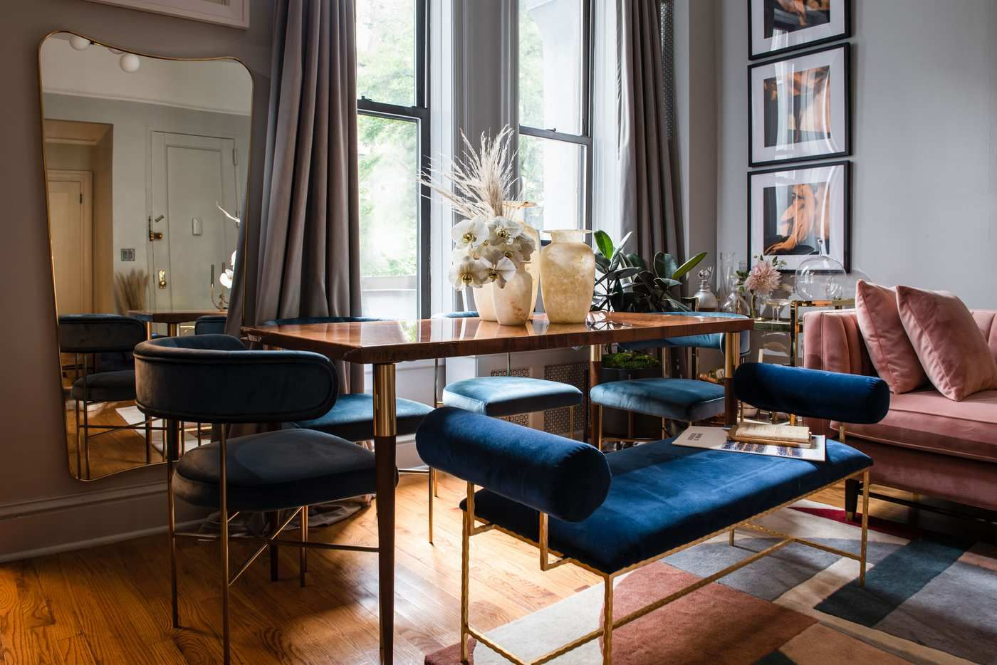 How To Live Large In A 350 Square Foot Studio New York Studio Apartment Home Studio Apartment