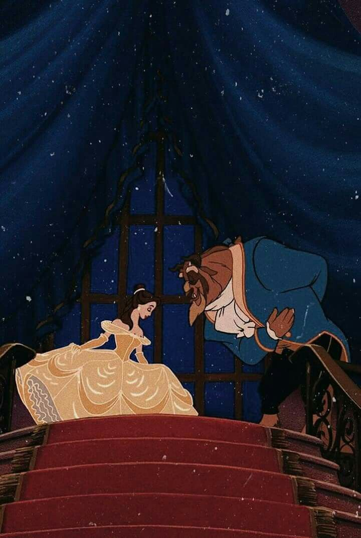 The Beauty and the Beast #waltdisney film