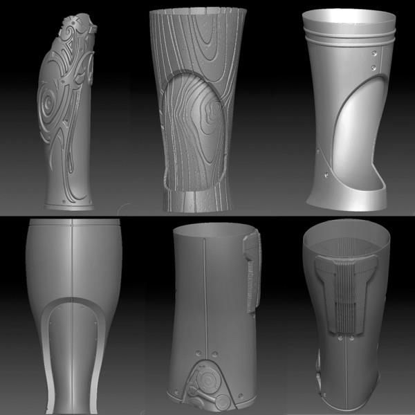 Create Prosthetics Launches First Line Of Customizable 3D