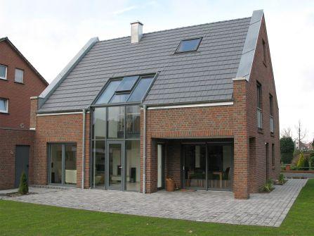 Zeitlos elegantes Einfamilienhaus – Architekturobjekte