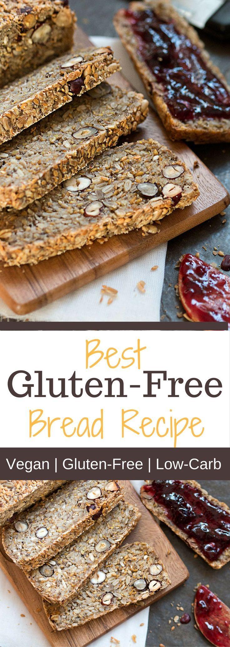 Best GlutenFree Bread Recipe Best gluten free bread