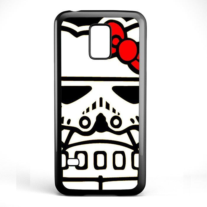 Hello Kitty Storm Trooper Tatum 5244 Samsung Phonecase Cover Samsung Galaxy S3 Mini Galaxy S4 Mini Galaxy S5 Mini Galaxy S4 Mini Case Galaxy S5