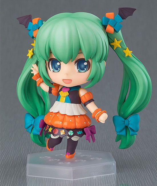 SEGA feat. HATSUNE MIKU Project Nendoroid Co-de Minifigur Hatsune Miku Sweet Pumpkin 10 cm