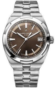 Vacheron Constantin Overseas 4500V Brown