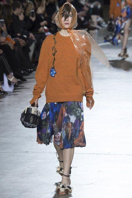 Christopher Kane Autumn/Winter 2016-17 Ready-To-Wear London Fashion Week #LFW