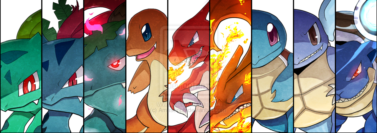 Pin em Pokemon