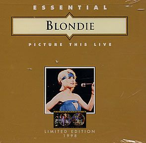 For Sale - Blondie Picture This Live - Jewel Case USA  CD album (CDLP) - See this and 250,000 other rare & vintage vinyl records, singles, LPs & CDs at http://991.com
