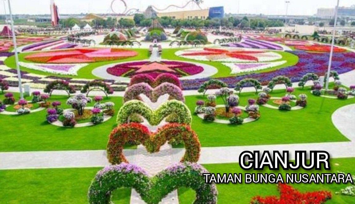 Taman Bunga Nusantara Level 16