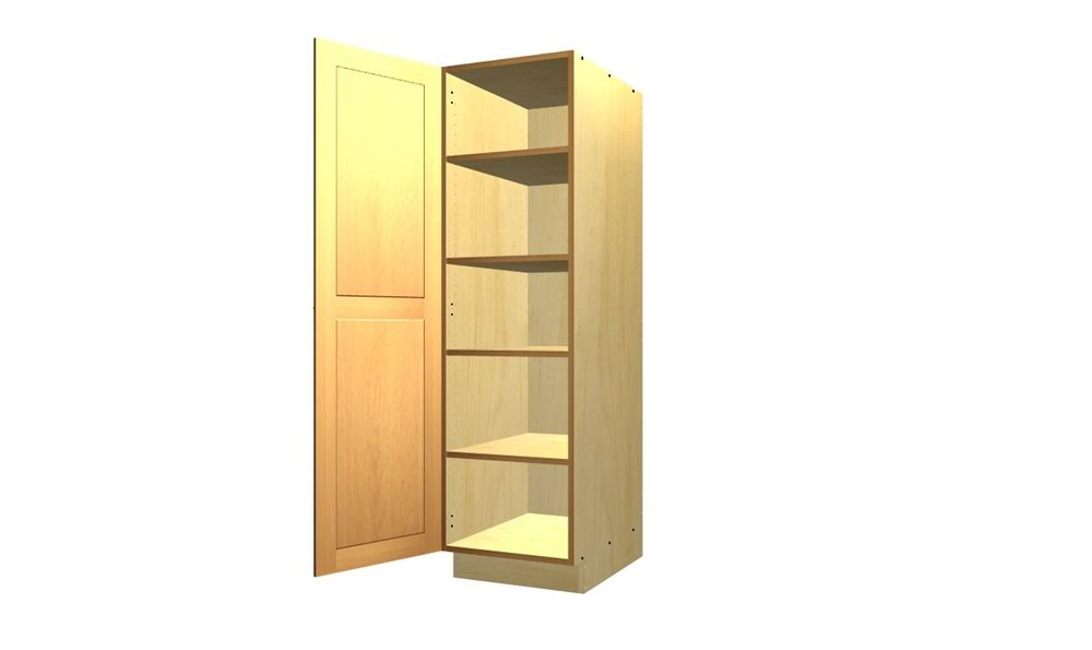 1 Door Tall Pantry Cabinet Diy Storage Cupboards Pantry Closet Design Pantry Cabinet
