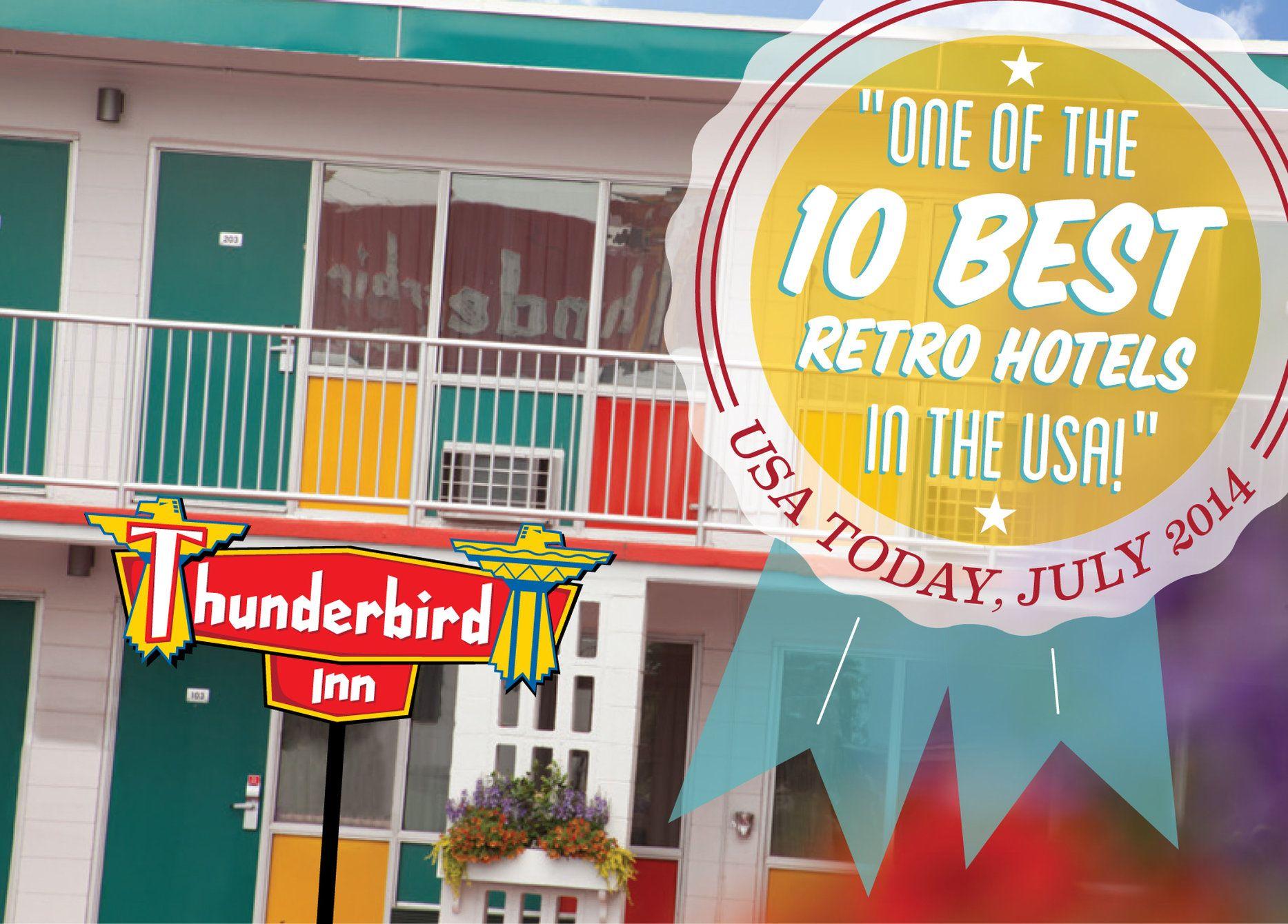 Thunderbird Inn, Savannah, The dream of the '60s