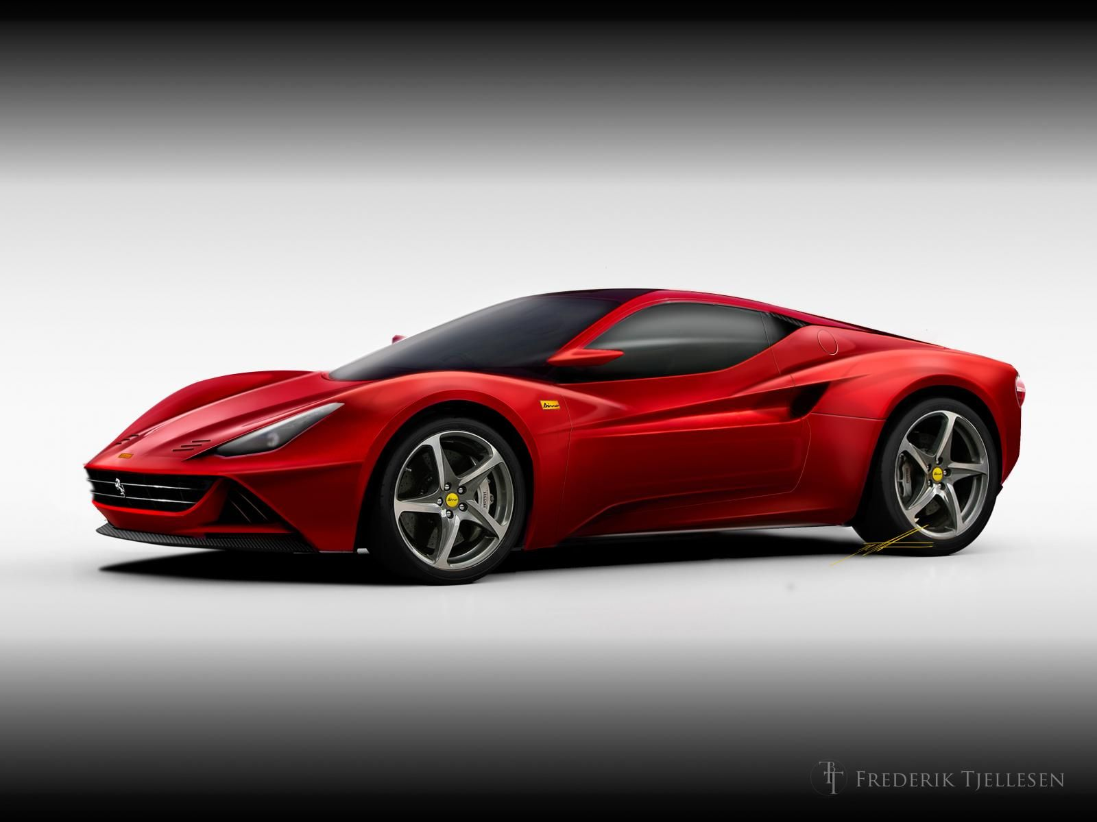 Ferrari hints at new Dino; could feature mid-engine twin-turbo V3