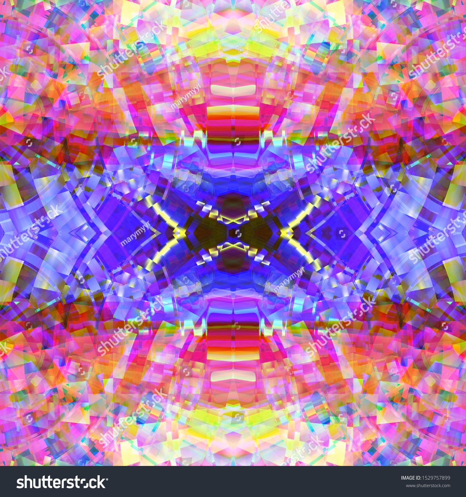 Light effects. Symmetry and reflection. Festive decoration. Abstract blurred background. Glowing texture. Shining pattern. #Ad , #Aff, #reflection#Festive#decoration#Light