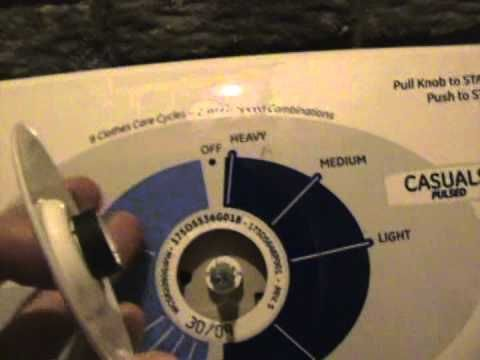 How To Fix A Washer That Will Not Spin Only The Easy Way Ge