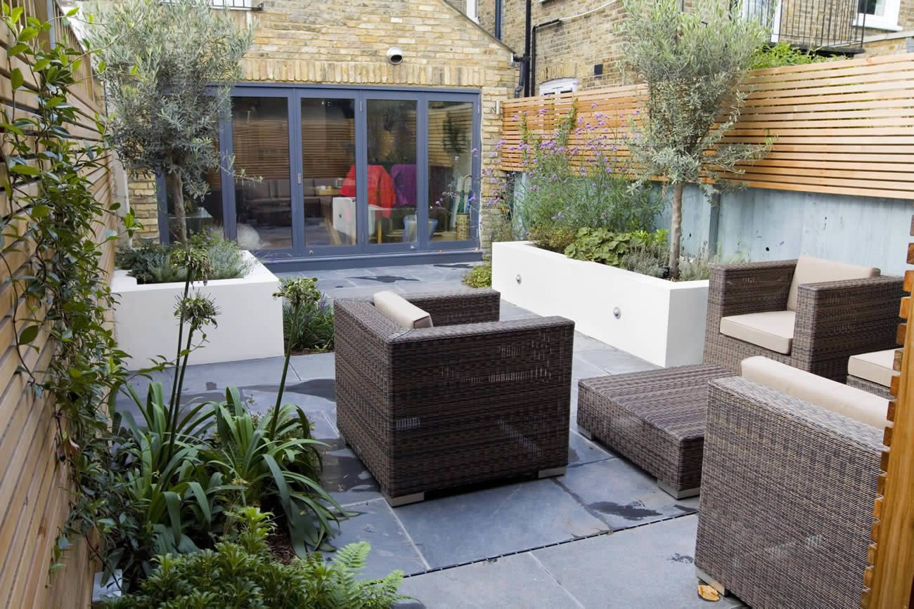 Small Garden 25 Putney Small Garden Design Ideas